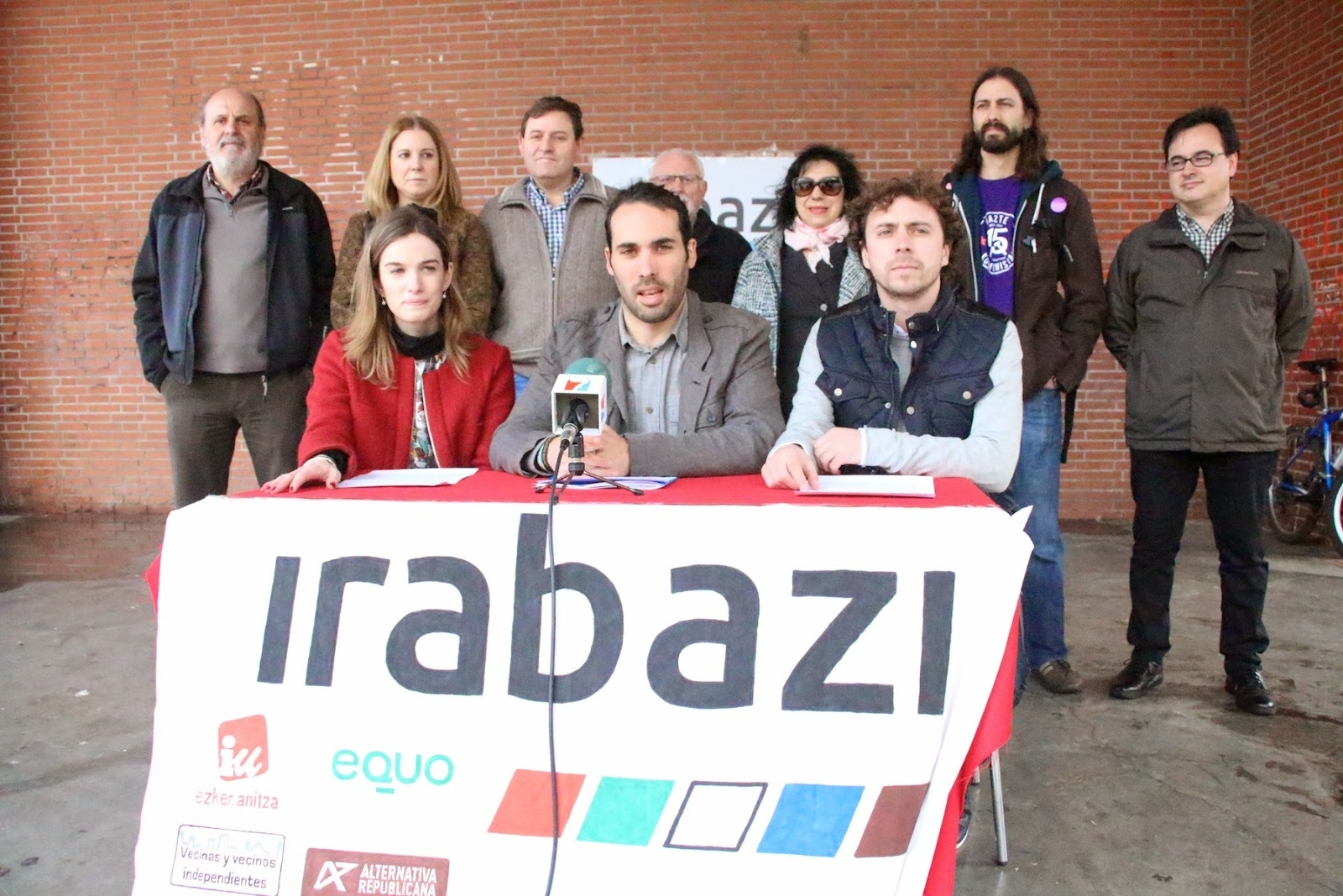 Candidatura de Irabazi