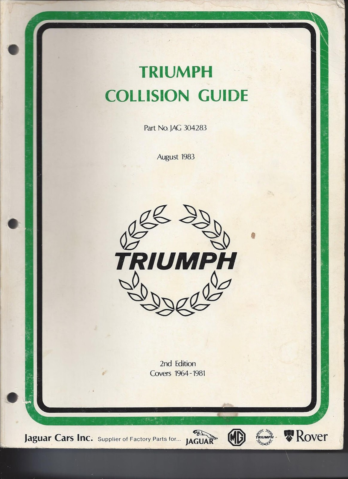 Triumph Collison Guide