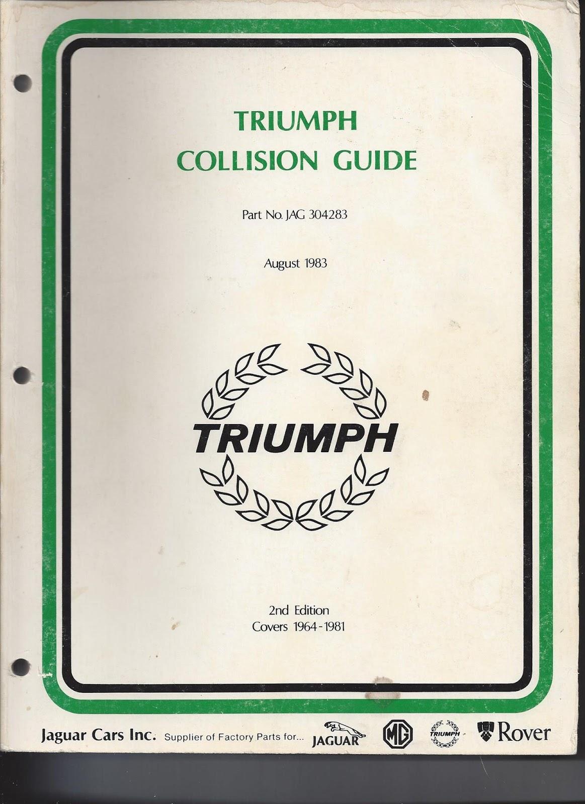 Triumph Collison Guide