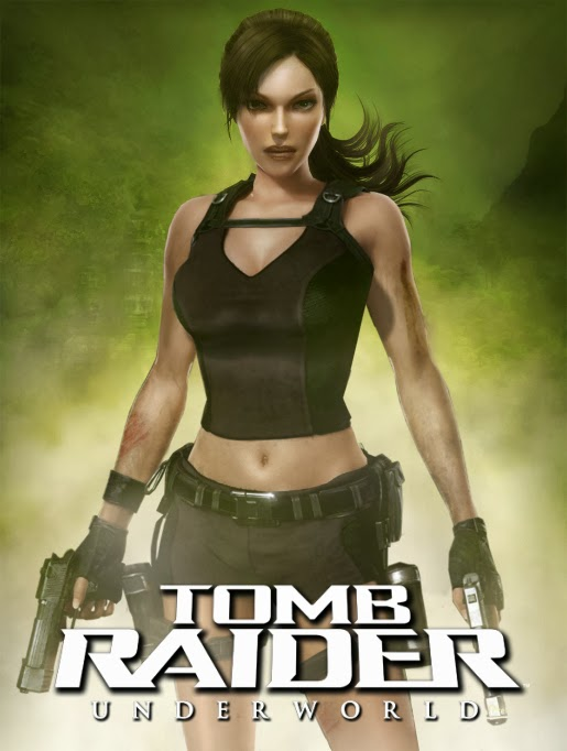 Tomb RaideR UnderworLd Full indir - Tek Link