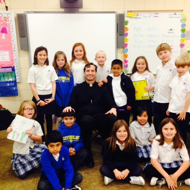 Montgomery Catholic Preparatory School celebrates Catholic Schools Week January 26 - 30 1