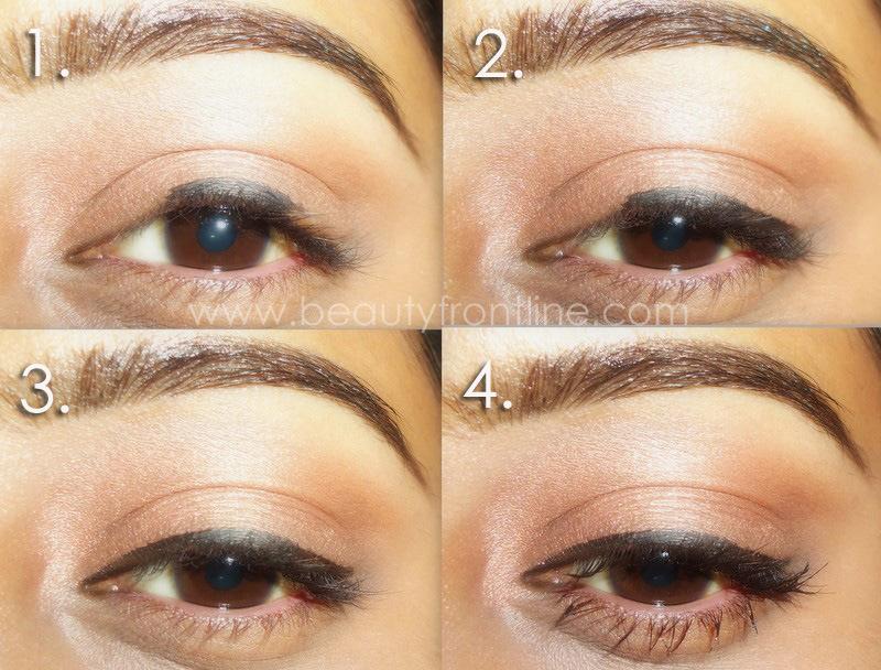 Eyeliner in Simple Steps