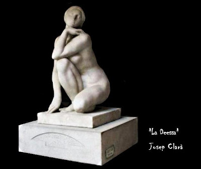 La Deessa (Josep Clarà)
