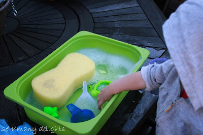 water based play