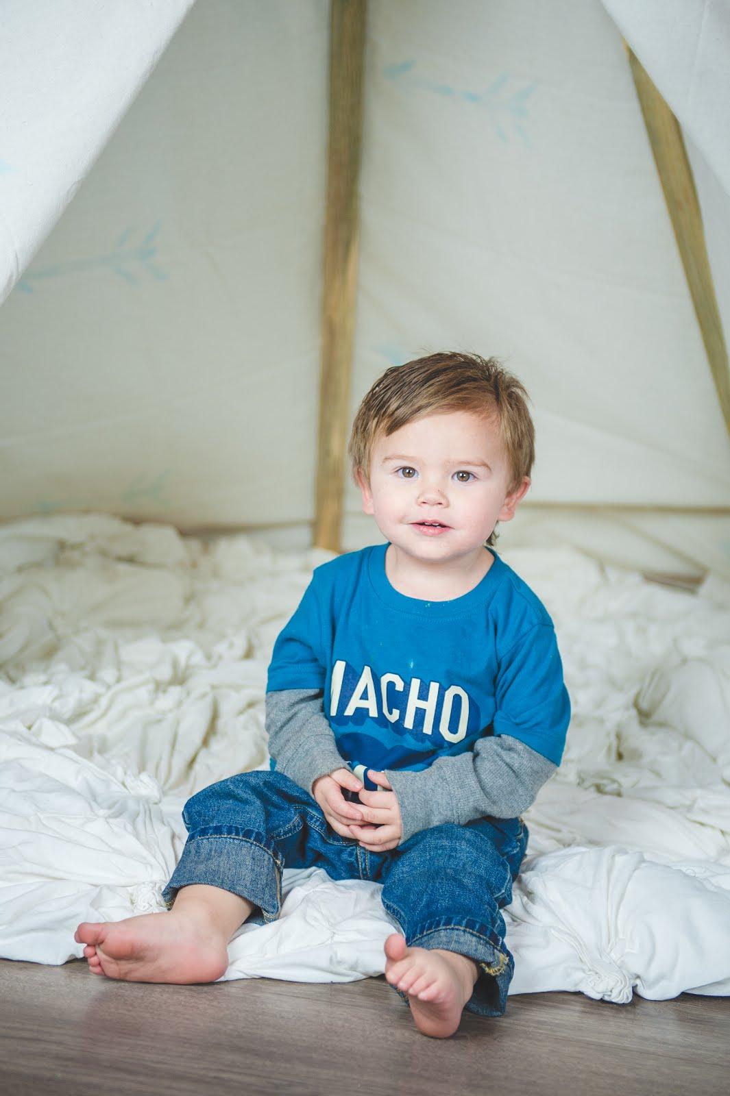 Little Man 18 months