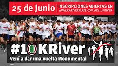 La Maratón de River