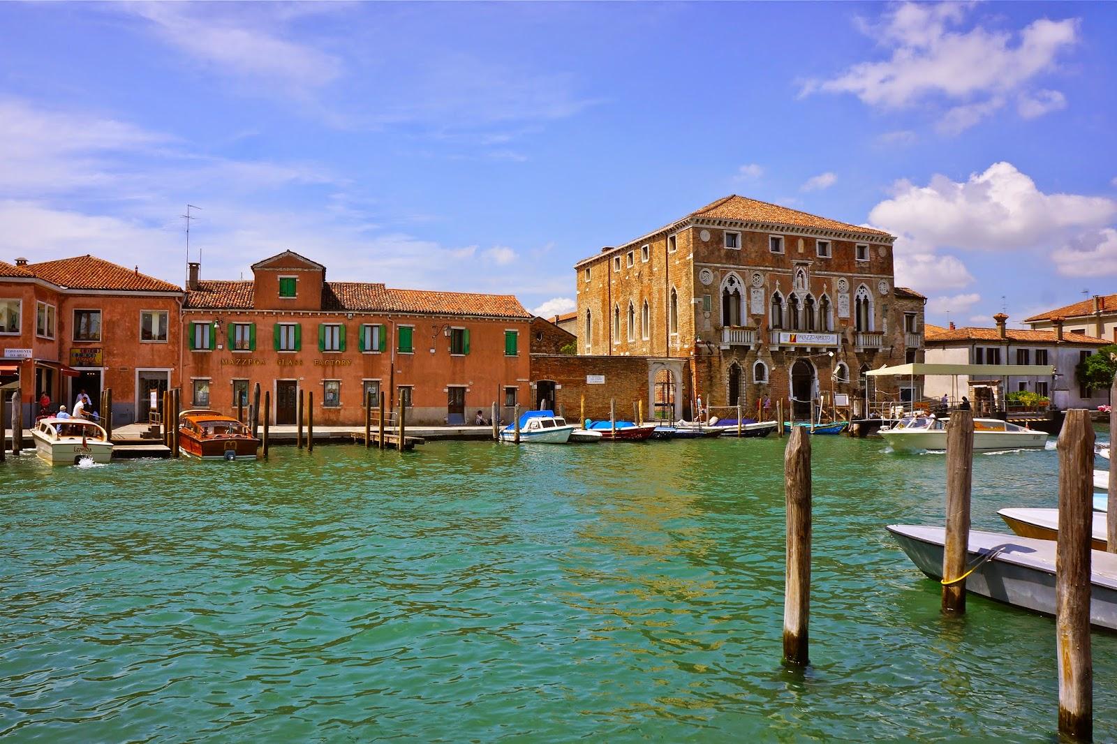 Palazzo da Mula in Murano, Venice.