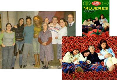 Mujeres, serie de TVE emitida en 2006