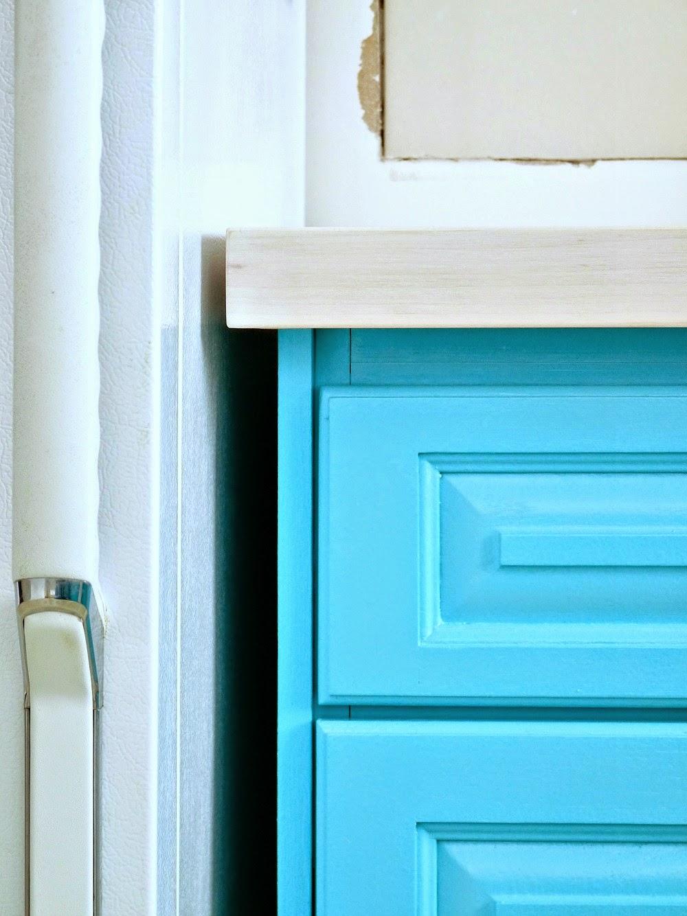 Kitchen Progress: Our DIY Solid Wood Kitchen Counters | Dans le ...
