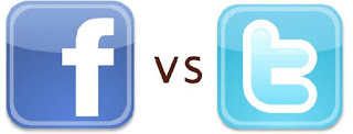 Facebook,Twitter,