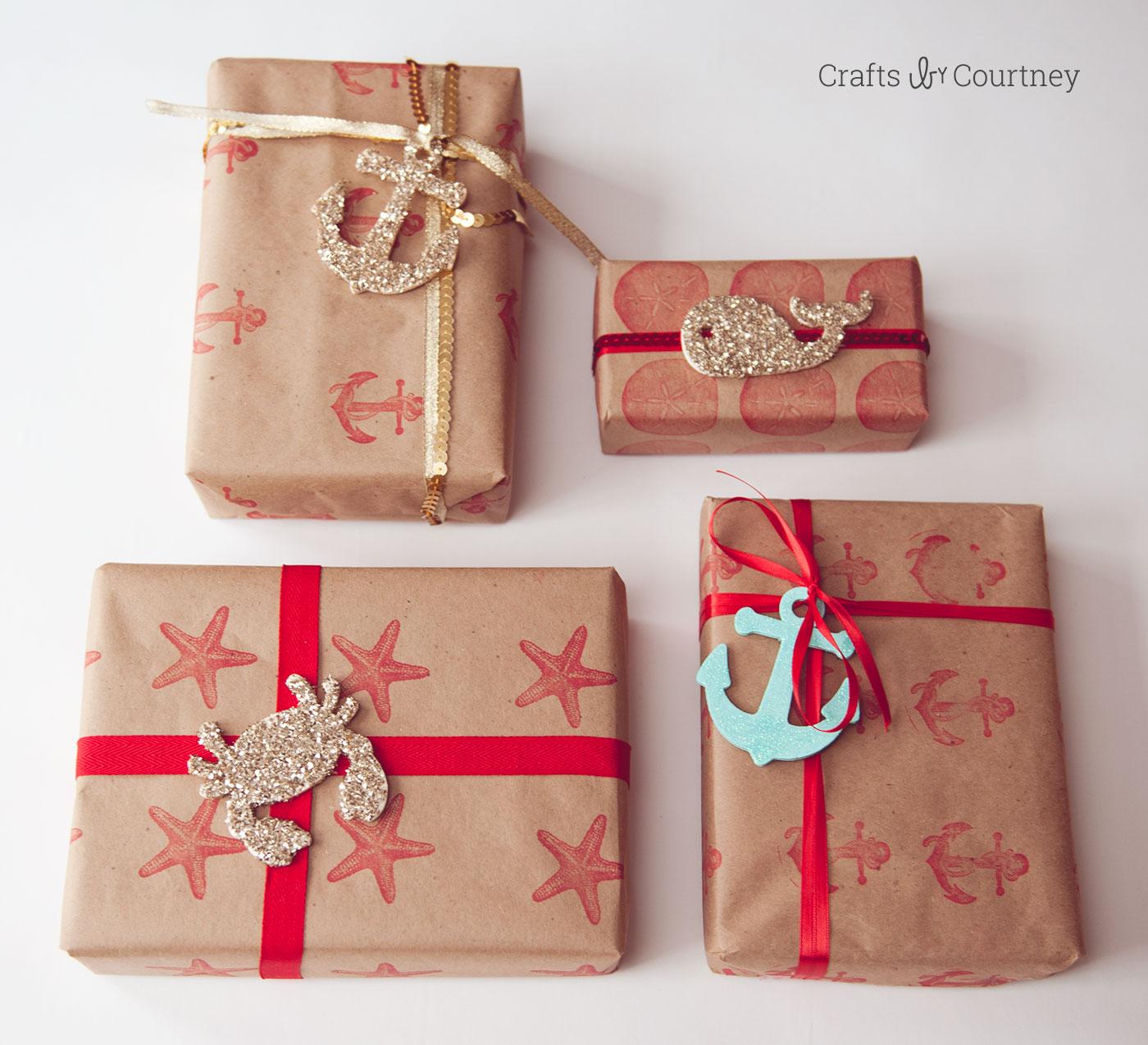 Красиво упаковать подарок в бумагу 36
