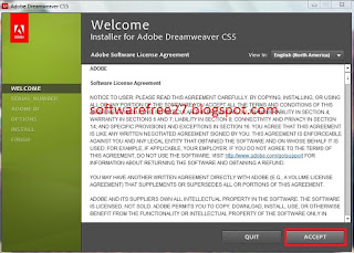 Free Download Adobe Dreamweaver CS5 Full Version