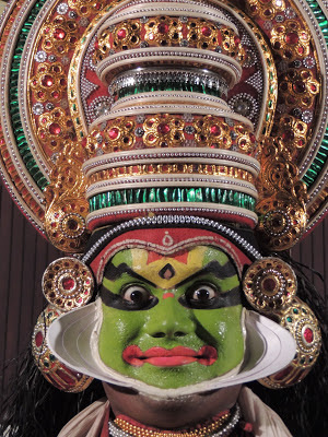 Kathakali Close up