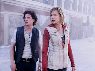 Silent Hill Revelation 3D Movie Kit Harington and Adelaide Clemens HD Wallpaper