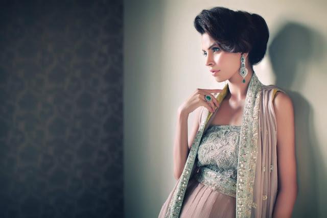 Bridal by Pakistani designers Ayesha Somaya