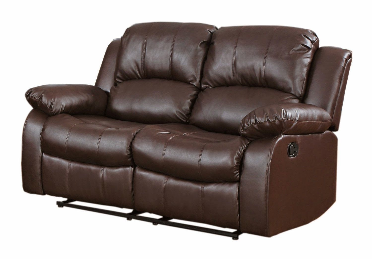 The best reclining sofas ratings reviews cheap faux for Cheap leather chairs
