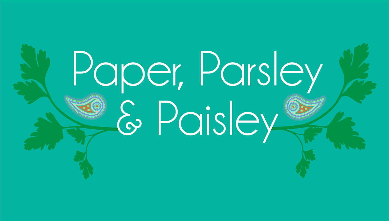 Paper, Parsley and Paisley