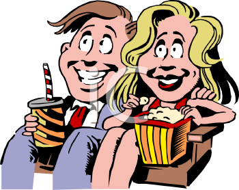 Gujarati Joke couple Watching Movie