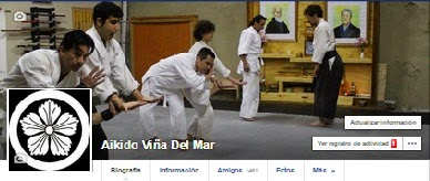 Face Book Aikido Viña del Mar