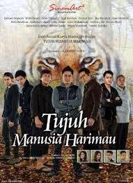 Profil Pemain Sinetron 7 Manusia Harimau