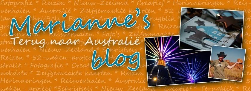 Terug naar Australië