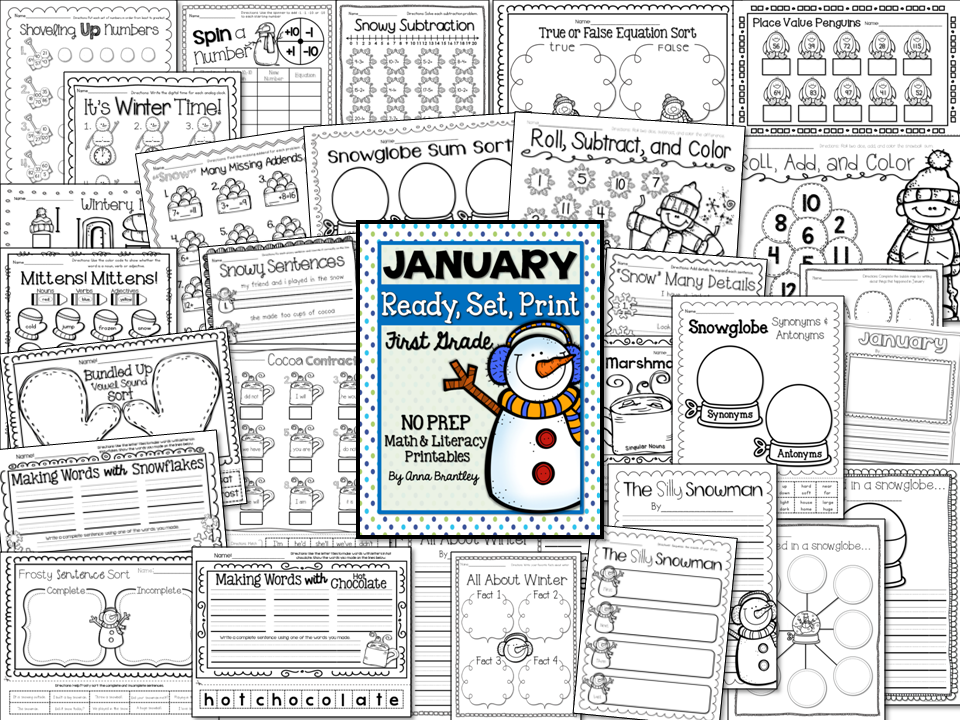 http://www.teacherspayteachers.com/Product/Ready-Set-Print-January-Math-and-Literacy-Printables-1037484