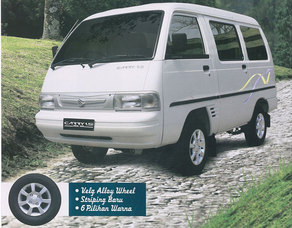 suzuki carry real van 1.5