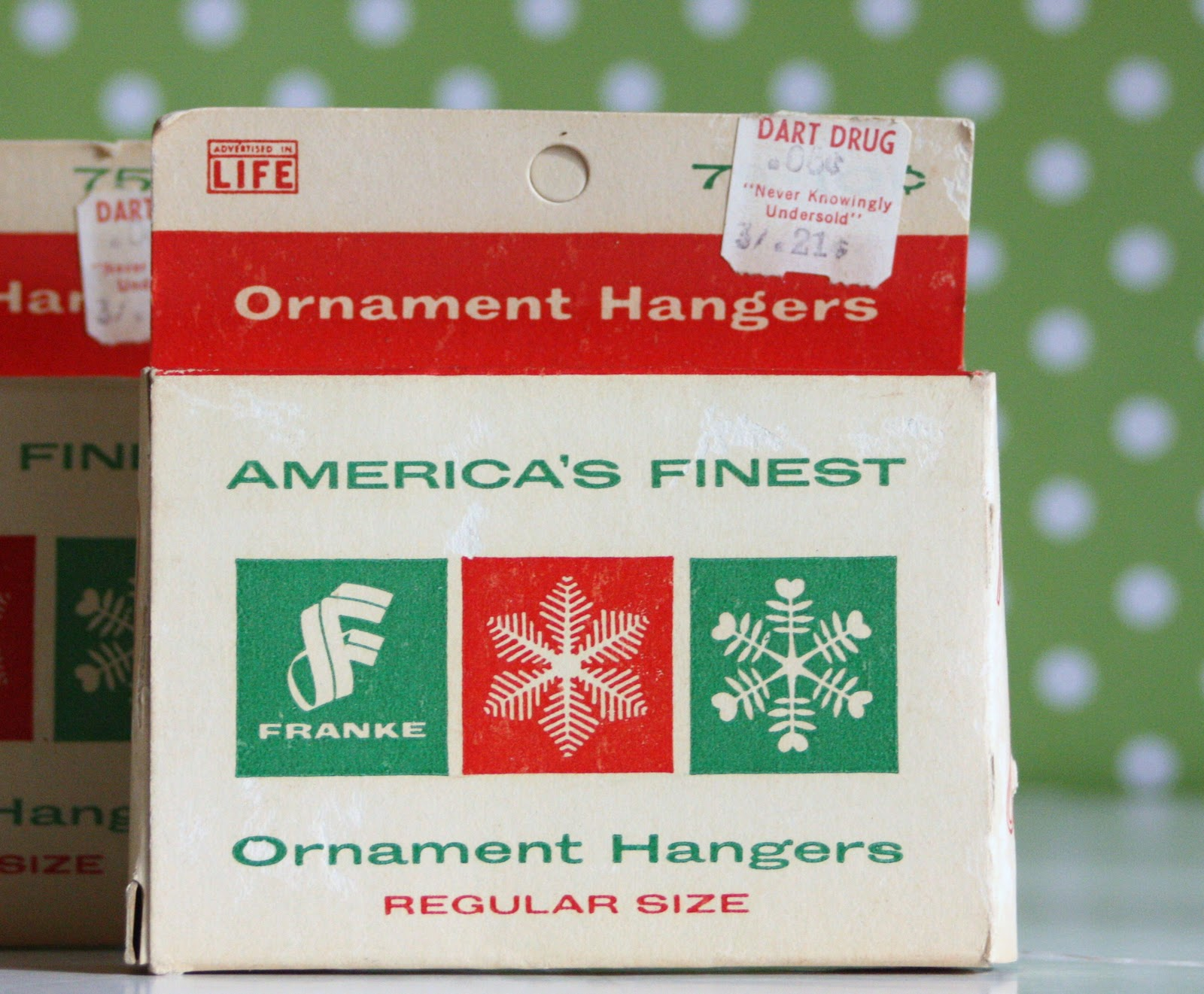 Plastic ornament hooks - These Days Ornament Hangers Come In Crappy See Through Plastic Packaging Backed In Boring Cardboard No Cute Graphics