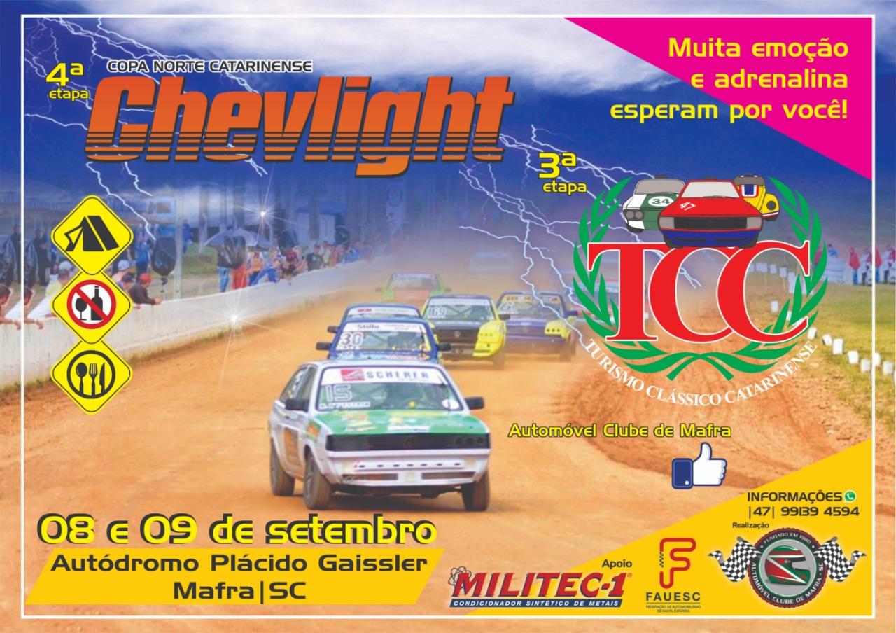 Próxima etapa TCC - 08 e 09/09 - Mafra