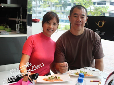 luxury haven attends openrice cooking demo