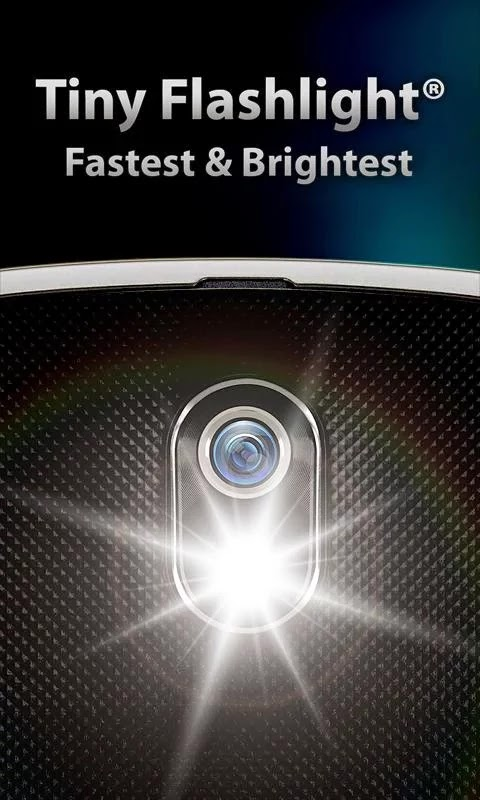 Android FlashLight HD El Feneri Apk resimi