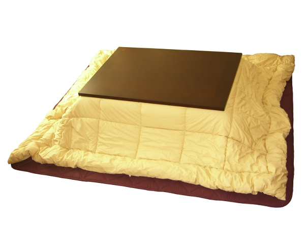 Mon petit japon enfin disponible le kotatsu qui for Table japonaise