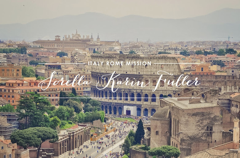 CIAO ROMA - Italy, Rome Mission