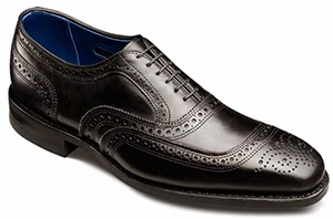 Allen Edmonds University Black Leather