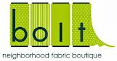 Bolt Fabric Boutique
