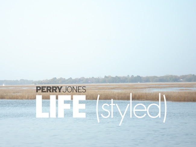 Perry Jones. LIFE (styled)