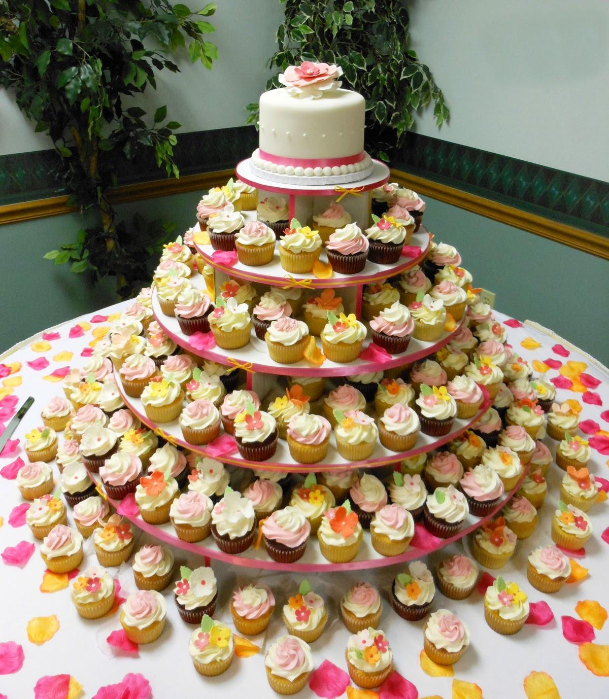 Cupcake Wallpaper: Wedding Cupcake Images, Pictures, Wallpapers