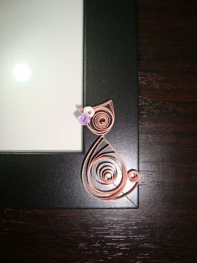 Quilling for deco for Deco quilling