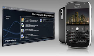 Download BlackBerry Desktop Manager Terbaru
