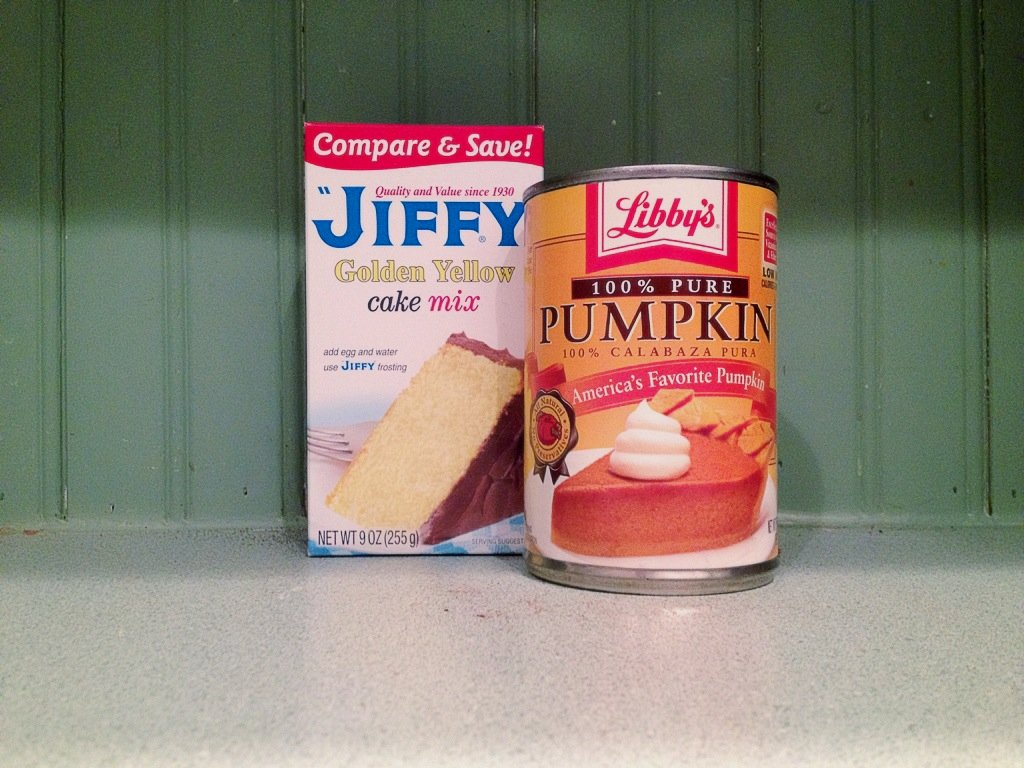 Jiffy Brand Cake Mix