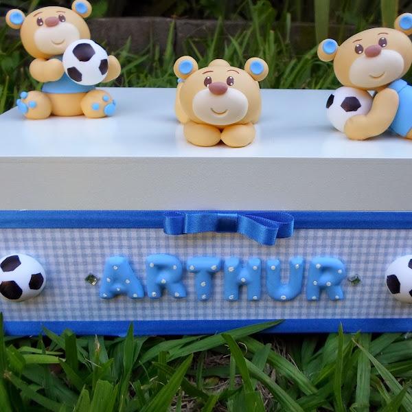 Caixa de Ursinhos