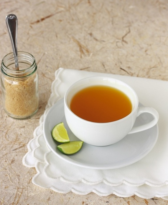 Turmeric tea recipe by SeasonWithSpice.com