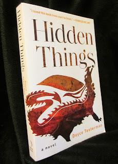 Hidden Things av Doyce Testerman
