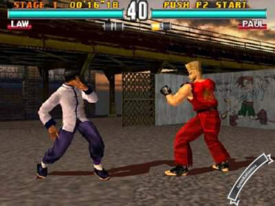 Tekken 3 - PC Game Download Free Full Version
