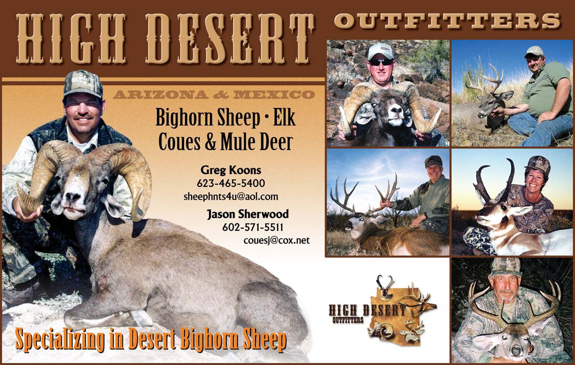 High Desert Outfitters
