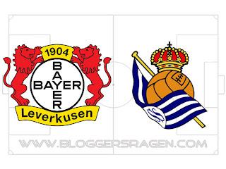 Prediksi Pertandingan Real Sociedad vs Bayer Leverkusen