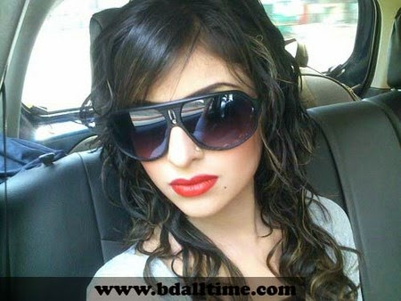 Bangladeshi model and actress Shokh
