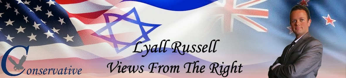 Lyall Russell ~ Views from the Right