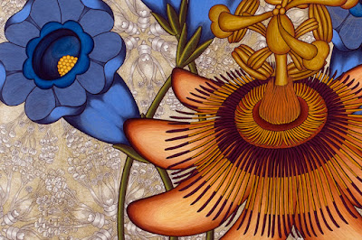 Botanical Art by Nancy Blum