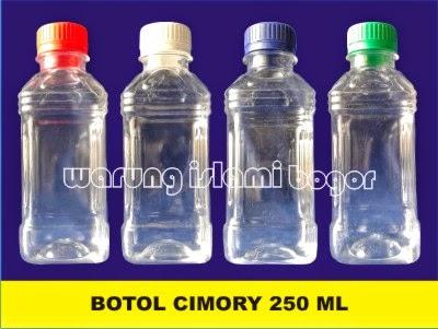 Jual Botol Cimori Kotak 250ml